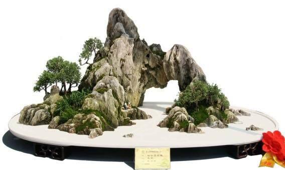 浅谈山石盆景石料的选择