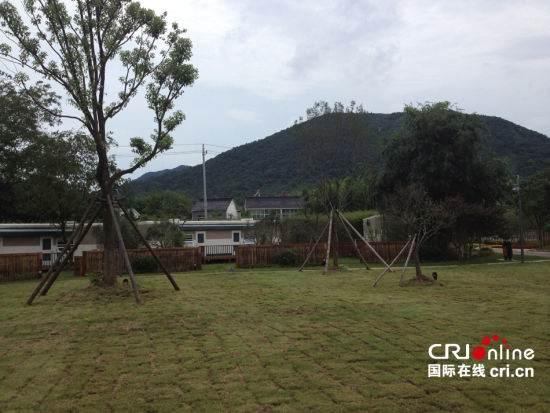 行进中国·美丽乡村:宜兴湖滏镇张阳村的盆景种植园(组图)