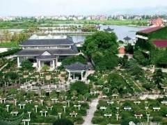 鲍家盆景园位于浙江省杭州市余杭区