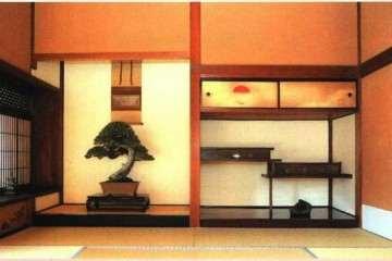 第11屆京都黑松盆景展在大德寺中舉辦