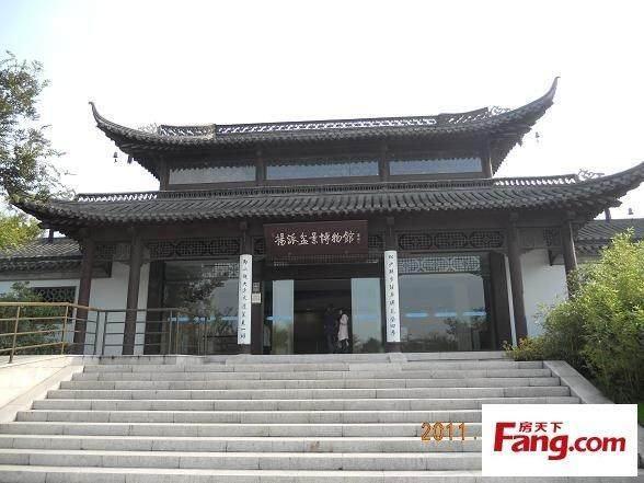 江苏盆景博物馆即将落成