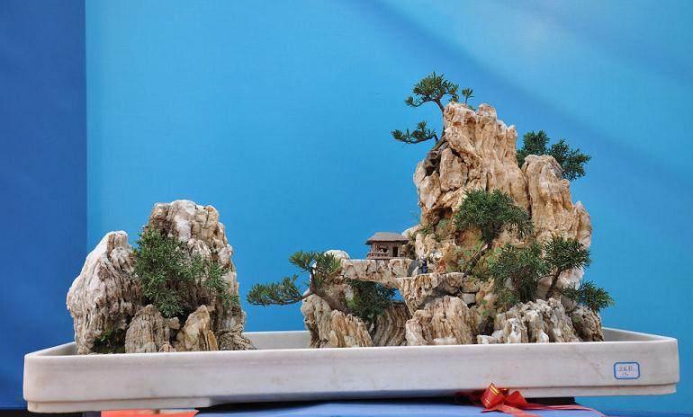 用大青砖制作山水盆景的最好时候