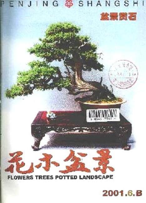 花木盆景杂志前往福建考察