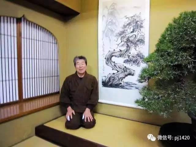 王恒亮老师讲述盆景与画的结合
