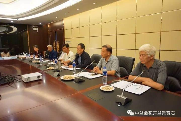 推荐BCI国际盆景大师评审工作会议在广州召开