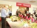 树人国际学子走进中国扬派盆景博物馆学艺