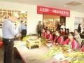 一群扬州娃走进中国扬派盆景博物馆学艺