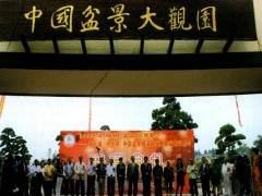 第二届中国盆景精品大奖赛暨盆景交易会