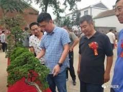 河南省盆景协会民权委员会成立挂牌
