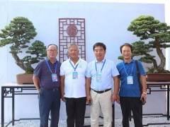 广东中山举行2018年国际盆景精品展