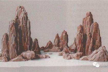 山石盆景的制作心得