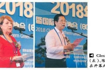 2018年 中山市成功举办BCI国际盆景展