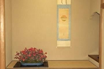 日本东京江户川地区的小林邦夫盆景博物馆