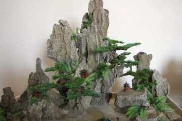 怎么制作清远英石假山盆景的方法