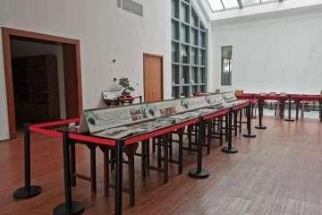 上海植物园的盆景历史回顾展