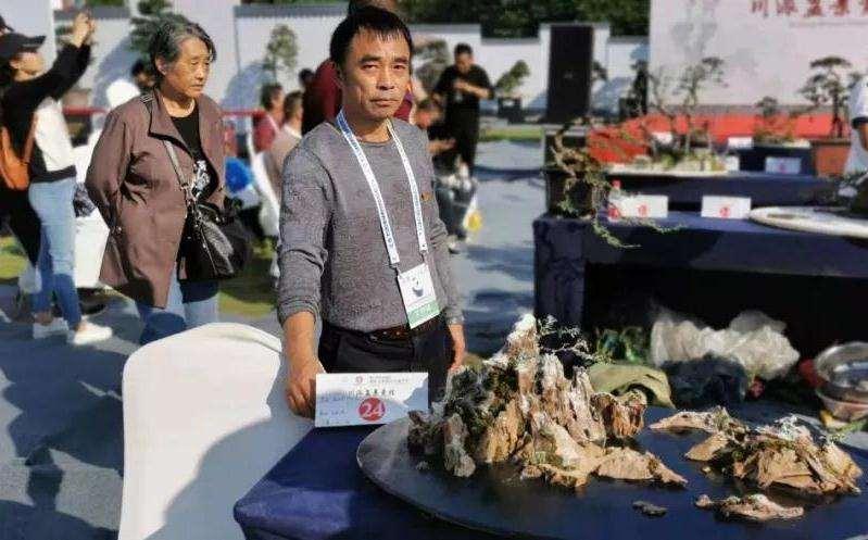 高县盆景艺术协会参加第七届中国成都国际非物质文化遗产节活动荣获一银两铜佳绩