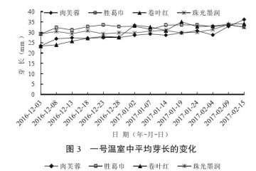 赤霉素处理对牡丹盆栽的影响 图片
