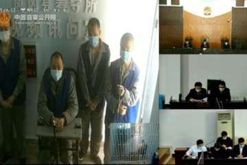 贵州男子盗窃价值6万余元盆景 图片