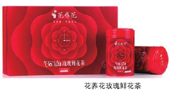 山东食用玫瑰花的产业经济