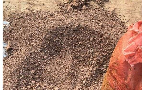 种金弹子下山桩怎么煤渣配土的方法