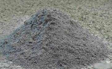 为什么金弹子下山桩用草木灰 要加煤渣