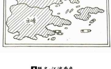 怎么制作湾畔式山水盆景的方法 图片