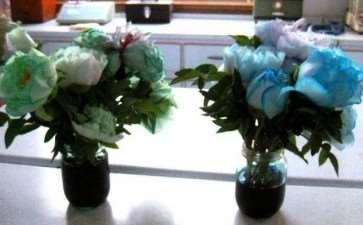 怎么用牡丹花制作切花的4个步骤