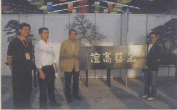 2009年 第二届中国唐风盆景展