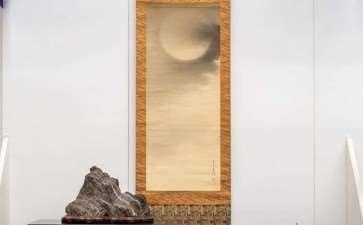 日本第七届水石盆景展 图片